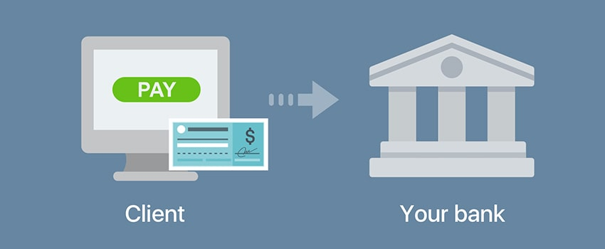 Withdrawing Funds With ECheck