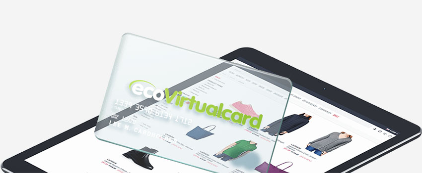EcoVirtualcard Screenshot
