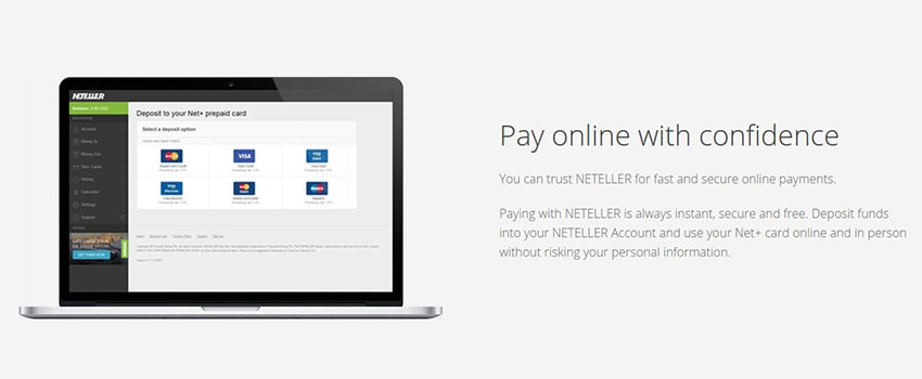 Funding Casino Accounts with NETELLER