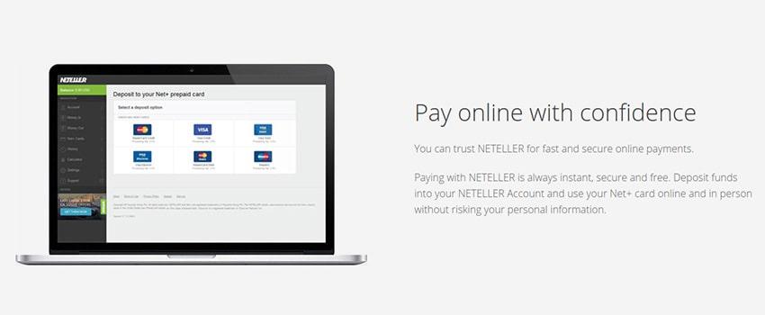Funding Casino Accounts with NETELLER
