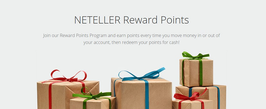 Advantages of NETELLER