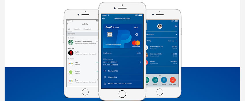 PayPal on Mobile