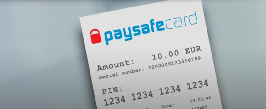 Disadvantages of Paysafecard