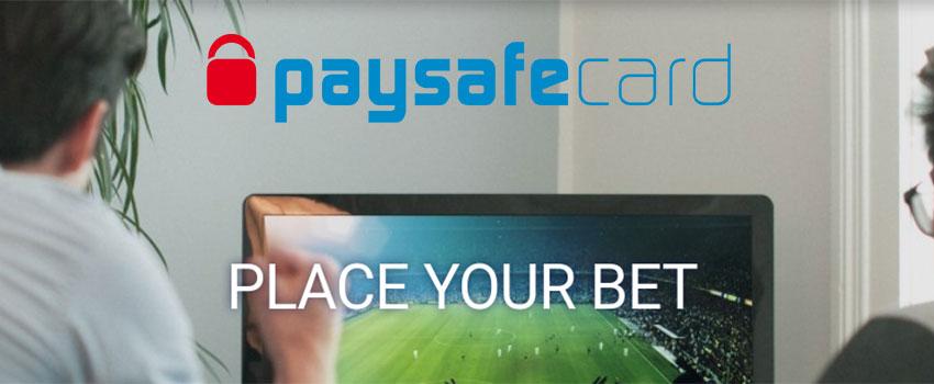 Processing a Paysafecard Deposit