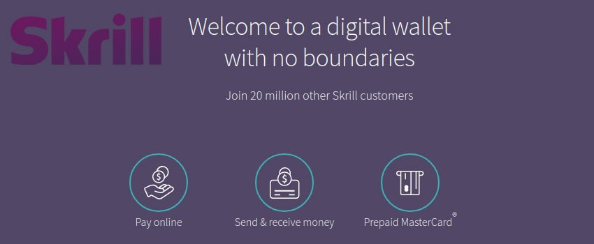 Signing Up for a Moneybookers (Skrill) Account