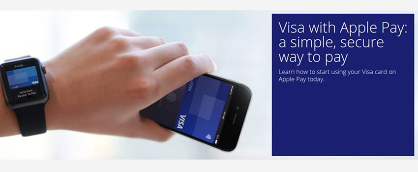 Visa Cards on Mobile