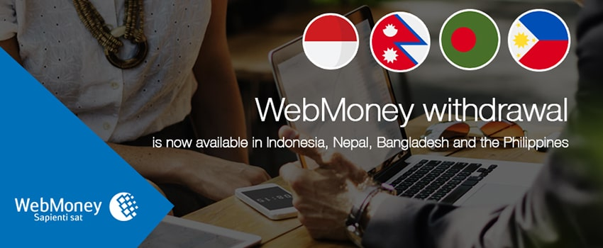 Withdrawing Funds via WebMoney