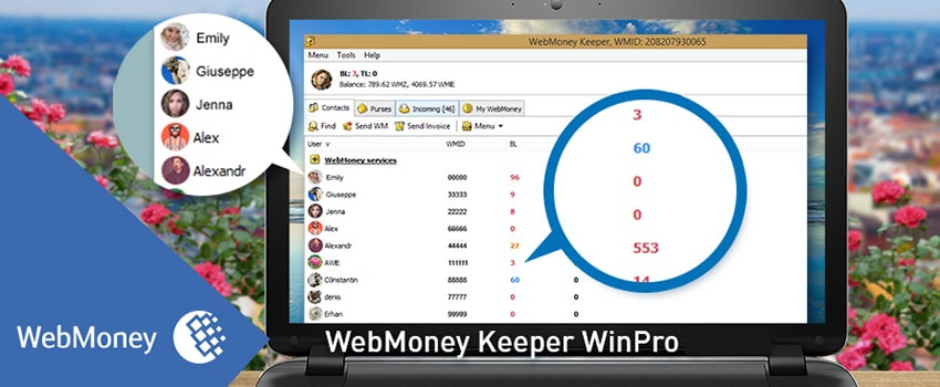 Keeper WebPro