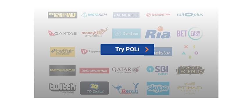 Funding Casino Accounts with POLi