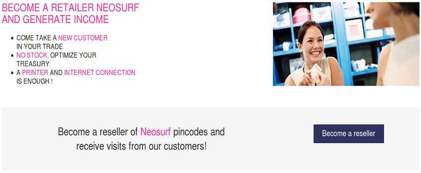 Neosurf Cash Voucher