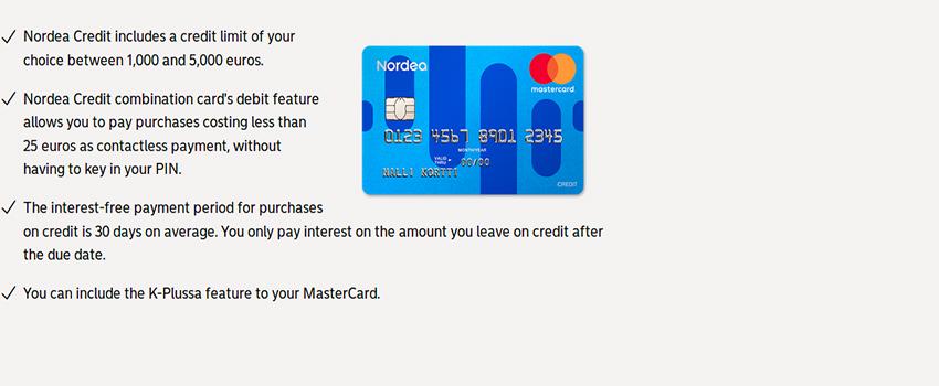 Nordea Cards
