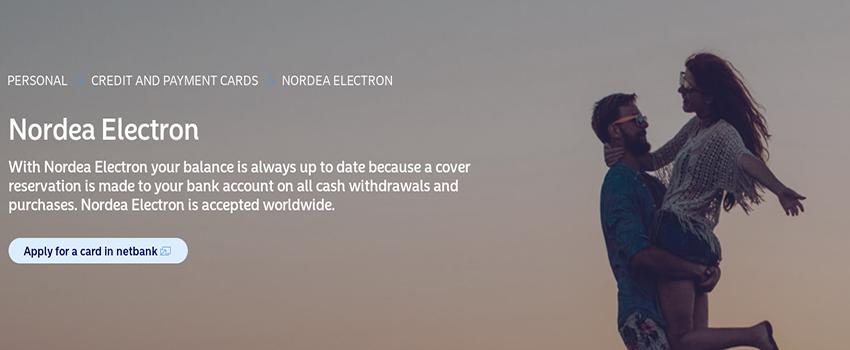 Nordea Electron