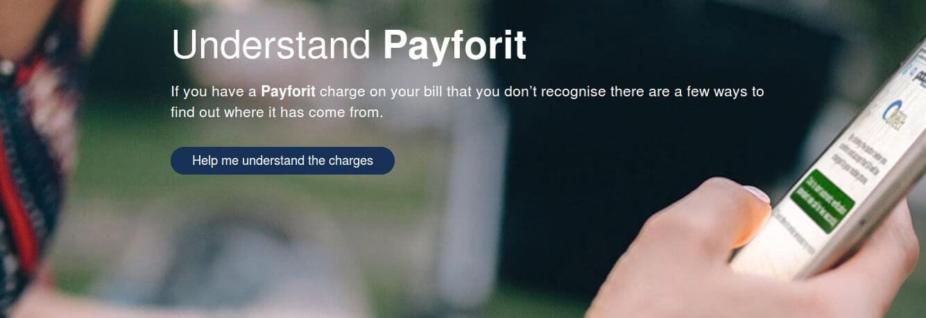 PayForIt Mobile deposit options