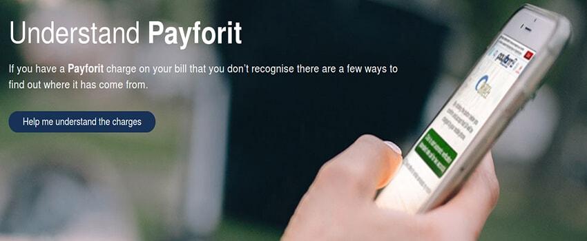 Payforit on Mobile